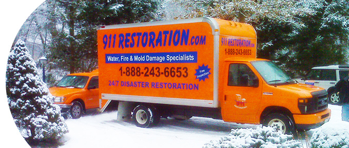 Water Damage Restoration Westchester