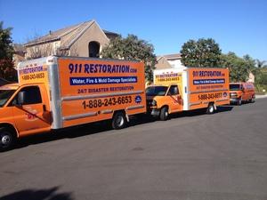 Westchester Puffback Cleanup Trucks