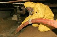 sewage leak
