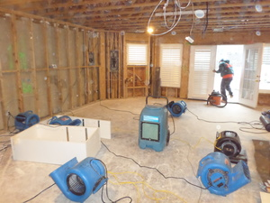 Commercial Flood Cleanup